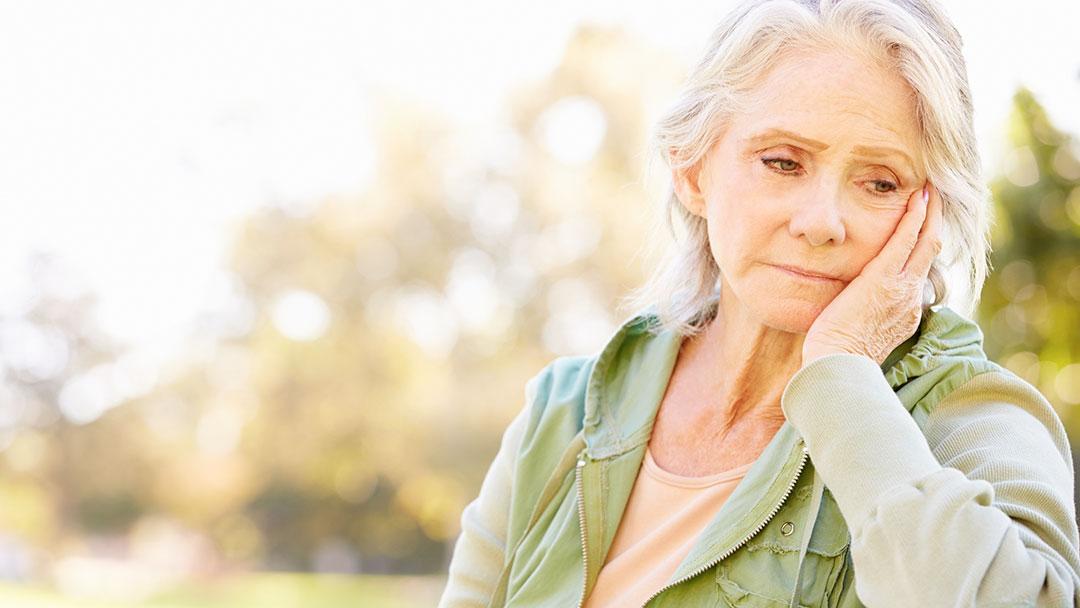Como convencer um idoso a usar fralda - depressão