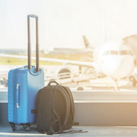 Viajar com Incontinência Urinária - Mala de viagem