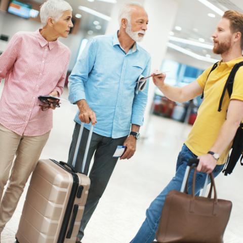 Viajar com Incontinência Urinária - Pedir indicações